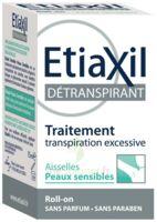 Etiaxil Aisselles Détranspirant Peau Sensibles Roll-on/15ml à Entrelacs