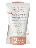 Avène Eau Thermale Cold Cream Duo Crème Mains 2x50ml à Entrelacs