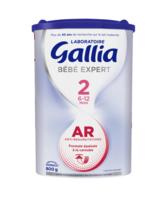 Gallia Bebe Expert Ar 2 Lait En Poudre B/800g à Entrelacs