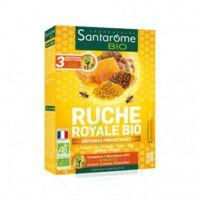 Santarome Bio Ruche Royale Solution Buvable 20 Ampoules/10ml à Entrelacs