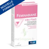 Pileje Feminabiane Cbu Flash - Nouvelle Formule 20 Comprimés à Entrelacs