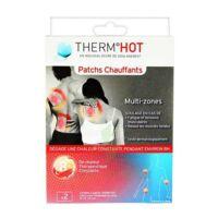 Therm-hot - Patch Chauffant Multi- Zones à Entrelacs