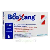 Bloxang Eponge De Gélatine Stérile Hémostatique B/5 à Entrelacs