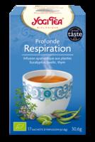 Yogi Tea Tisane Ayurvédique Profonde Respiration Bio 17 Sachets/1,8g à Entrelacs
