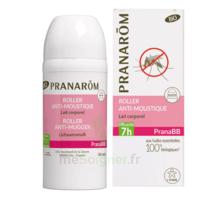 Pranabb Lait Corporel Anti-moustique à Entrelacs