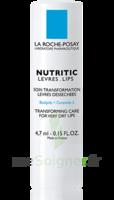 Nutritic Stick Lèvres Sèche Sensibles 2 Etui/4,7ml à Entrelacs