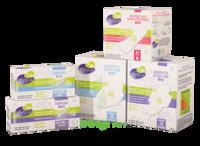 Unyque Bio Serviette Périodique Coton Bio Super B/10 à Entrelacs