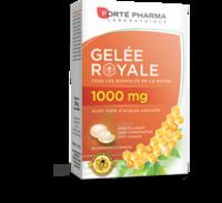 Forte Pharma Gelée Royale 1000 Mg Comprimé à Croquer B/20 à Entrelacs