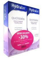 Hydralin Quotidien Gel Lavant Usage Intime 2*200ml à Entrelacs