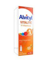 Alvityl Vitalité Solution Buvable Multivitaminée 150ml à Entrelacs
