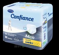 Confiance Men Slip Absorbant Jetable Absorption 5 Gouttes Medium Sachet/8 à Entrelacs