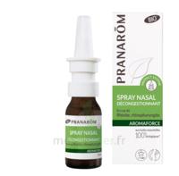 Aromaforce Solution Nasale Dégage Le Nez 15ml à Entrelacs