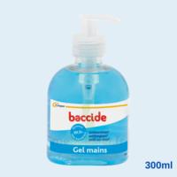 Baccide Gel Mains Désinfectant Sans Rinçage 300ml à Entrelacs
