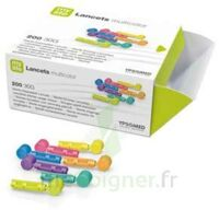 Mylife Lancets Multicolor, Bt 200 à Entrelacs