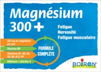 Boiron Magnésium 300+ Comprimés B/80 à Entrelacs