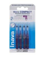 Inava Brossettes Mono-compact Violet  Iso5 1,8mm à Entrelacs