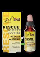 Rescue® Kids Compte-gouttes - 10 Ml à Entrelacs