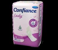 Confiance Lady Protection Anatomique Incontinence 1.5 Gouttes Sachet/14 à Entrelacs