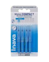 Inava Brossettes Mono-compact Bleu Iso 1 0,8mm à Entrelacs