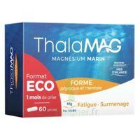 Thalamag Forme Physique & Mentale Magnésium Marin Fer Vitamine B9 Gélules B/60 à Entrelacs