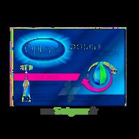 Optone Monodose Double Action Solution Oculaire Yeux Secs B/10 à Entrelacs