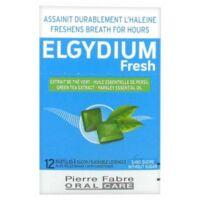 Elgydium Fresh Pocket 12 Pastilles à Entrelacs